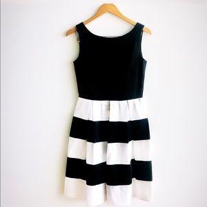 TIANA B - Sleeveless fit and flare dress
